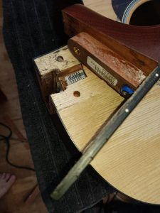 BudeStrings instrument repairs